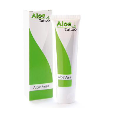 Aloe Tattoo 50g. (1,75OZ)